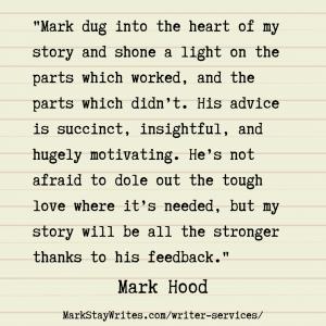 MARK HOOD SHONE